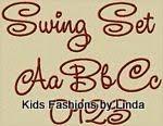 Photo: Swing Set