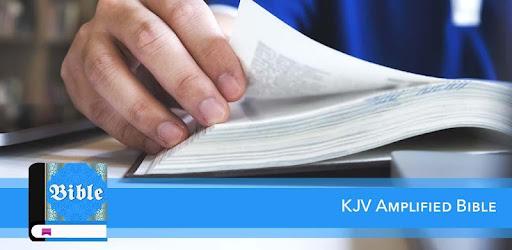 BIBLE TÉLÉCHARGER GRATUITEMENT AMPLIFIED