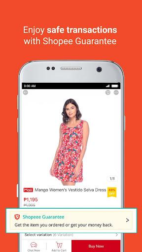 Shopee 8.8 Fashion Sale screenshots 6