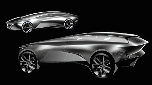Aston Martin has announced that its Lagonda brand will be a zero-emissions range. Picture: NEWSPRESS UK