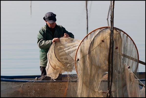 Il pescatore e la sua nassa di maxrav