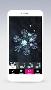 Snow Lens-Magic Finger Plugin screenshot 1