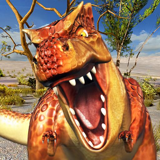 Talking Tyrannosaurus Rex