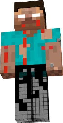 herobrine is rebornd