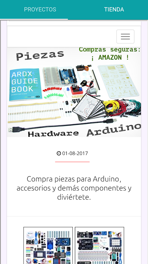 Arduino Projects- screenshot