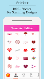My Name Pics - Name Art APK screenshot thumbnail 13