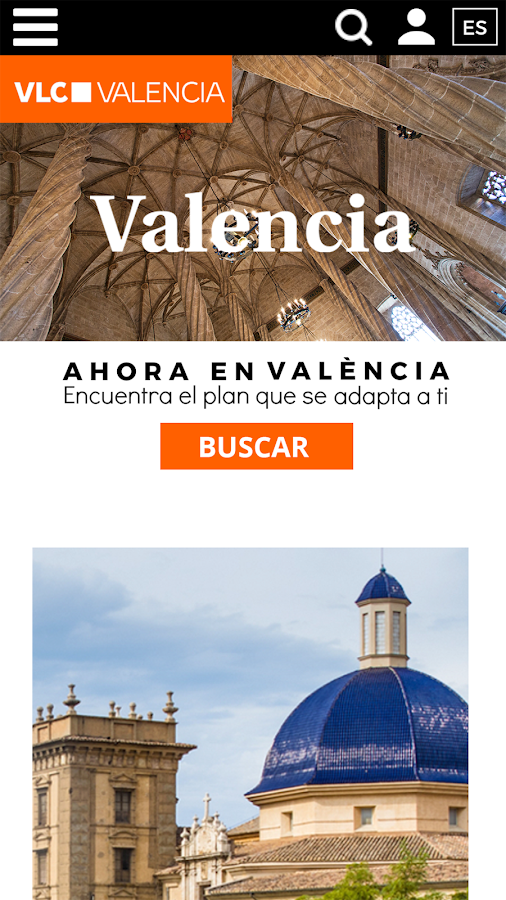 Visit Valencia- screenshot