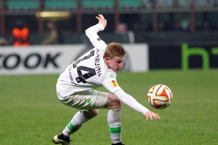 Wolfsburg et De Bruyne dans le dernier carré de la Coupe d'Allemagne