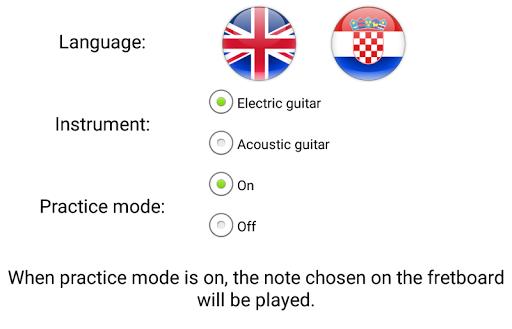 Guitar Ear Trainer  screenshots 3