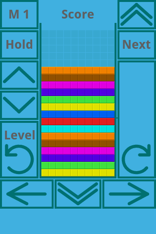 Block Puzzle Levitation- screenshot