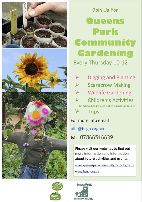 gardening sessions flyer 2016 Queens Park copy