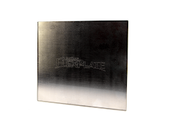 "Glass Plate for Magnetic Base 9"" x 10"""