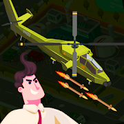 Helicopter Heroes - Stand on the side of good!
