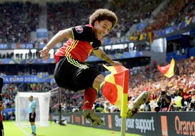 Le onze type de la deuxième journée de poules: enfin des Belges!