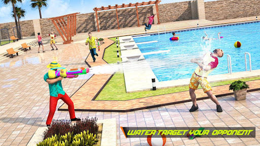 Pool Party Gunner FPS u2013 New Shooting Game 2018 1.4 screenshots 8