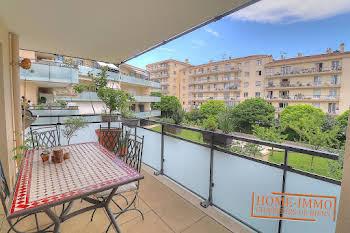 Appartement 3 pièces 58,24 m2