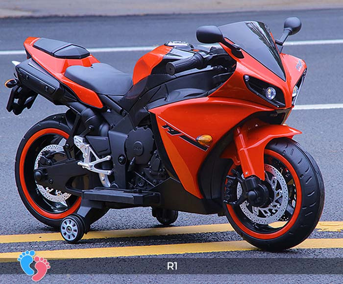 Xe mô tô điện thể thao cho trẻ R1 23