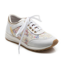 Step2wo Silvia - Lace Trainer TRAINER