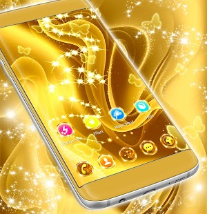 Zdarma 2017 Gold Launcher - náhled