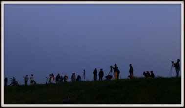 Photo: Waiting for Supermoon May 5 2012