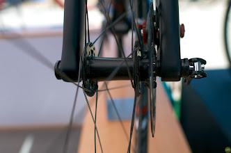Photo: Spring Break for the Bike Industry with racing, rides, and an expo. Thru Axle.