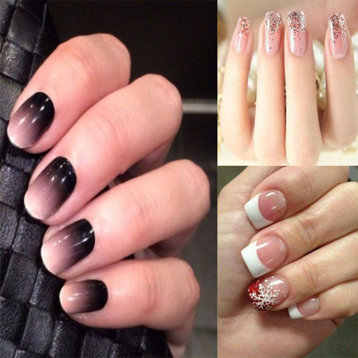 Capturas de pantalla de Tendencias de esmalte de uñas 2