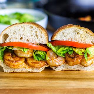 Skinny Shrimp Po Boy Recipe