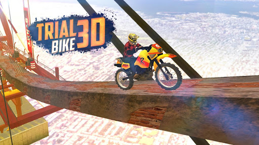 Code Triche Trial Bike 3D - Bike Stunt Games APK MOD (Astuce) screenshots 4