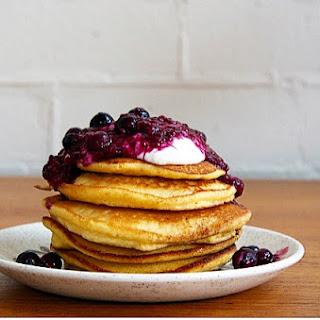 Lemony Pancakes