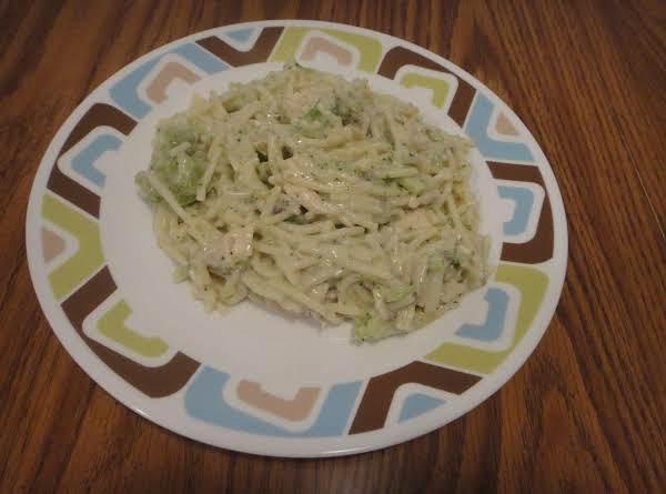 Chicken & Broccoli Alfredo Recipe