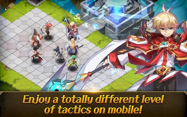android Fantasy War Tactics Screenshot 7