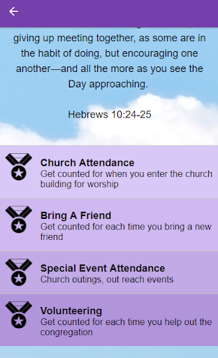 Freedom In Christ Ministry 1.0 screenshots 5