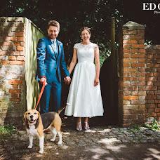 Wedding photographer Ed Godden (edgodden). Photo of 24.06.2015