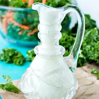 Creamy Greek Yogurt Feta Dressing.