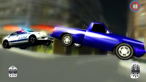 911 Police Driver Car Chase 3D  screenshots 5