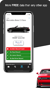 Free License Plate Lookup and Vehicle VIN Report