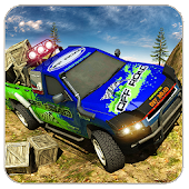 Hilux Pickup Offroad Driving Zone 3D