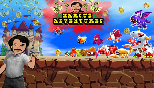 Super Narcuz Adventure - náhled