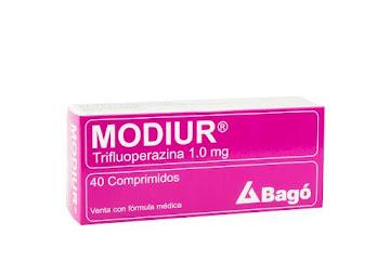 Modiur 1Mg Comprimidos Caja