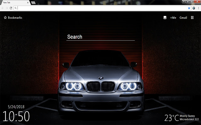 BMW - New Tab Wallpapers Themes HD