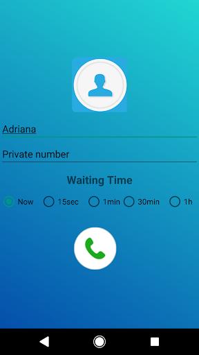 Fake Call-SMS 2019 3.0 screenshots 6