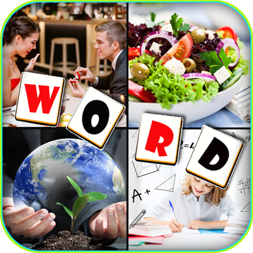 Guess Word 2016- 4 Pic 1 word