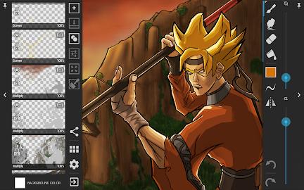 ArtFlow: Paint Draw Sketchbook Screenshot 17