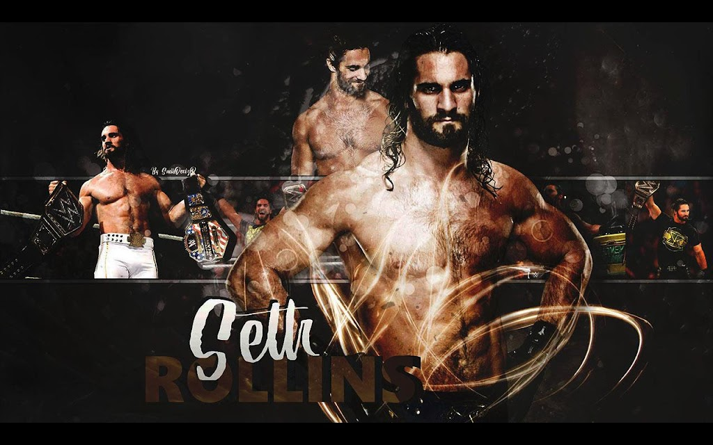 Download Best Seth Rollins Wallpaper Apk Latest Version 10