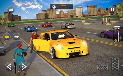 Modern Car Driving Simulator SUV Car Parking Games apktram screenshots 7