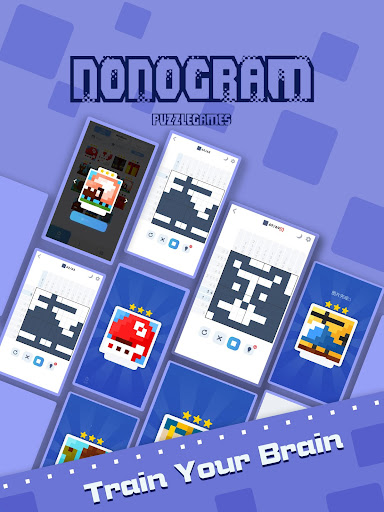 Nonogram - Logic Pixel Cross Puzzle  screenshots 10