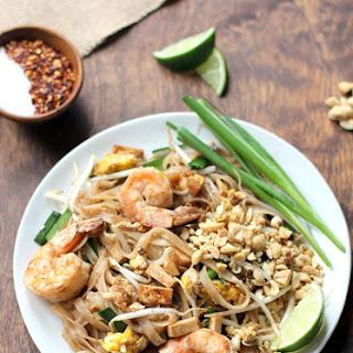 Inquiring Chef's Pad Thai