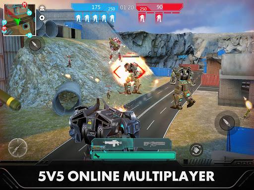 Last Battleground: Mech 3.2.0 screenshots 10