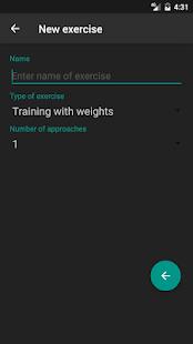 Advanced Sport Training Calendar - náhled