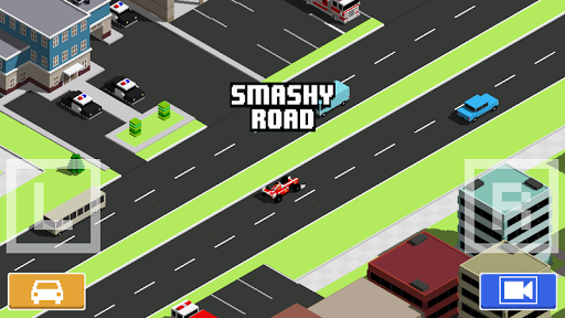 Smashy Road: Wanted 1.2.6 Screenshots 2